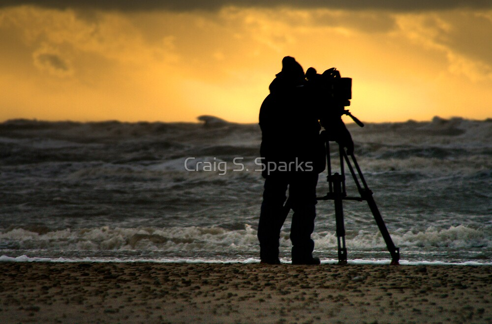 The Cameraman by Craig S. Sparks