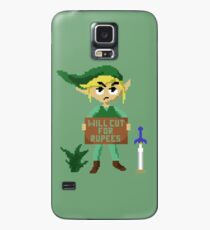 Will Cut For Rupees Case/Skin for Samsung Galaxy