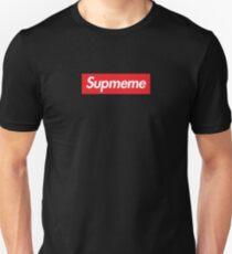 Supreme Box Logo - Supmeme Unisex T-Shirt