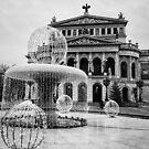 Frankfurt Christmas Decoration by marychaco