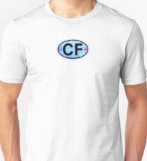 Cape Fear - North Carolina. Unisex T-Shirt