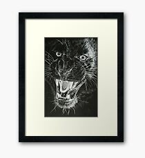 Wrath Framed Print