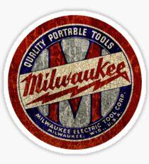 Milwaukee Power tools USA Sticker