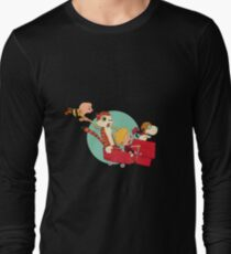Calvin and Charlie Long Sleeve T-Shirt