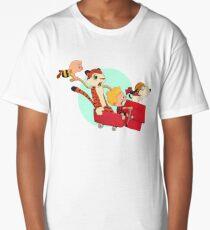 Calvin and Charlie Long T-Shirt