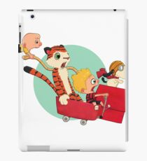 Calvin and Charlie iPad Case/Skin
