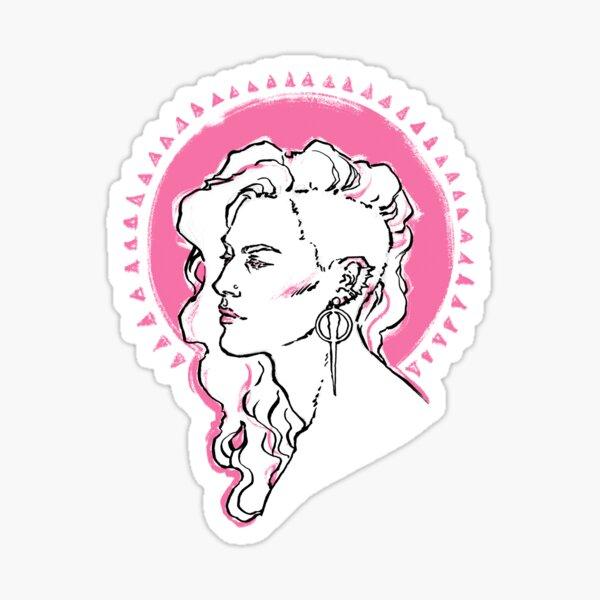 Apollo - Apolo - Queer Deity - Deidad Queer Sticker