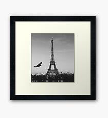 Eiffel Tower - Eiffel Tower Framed Print