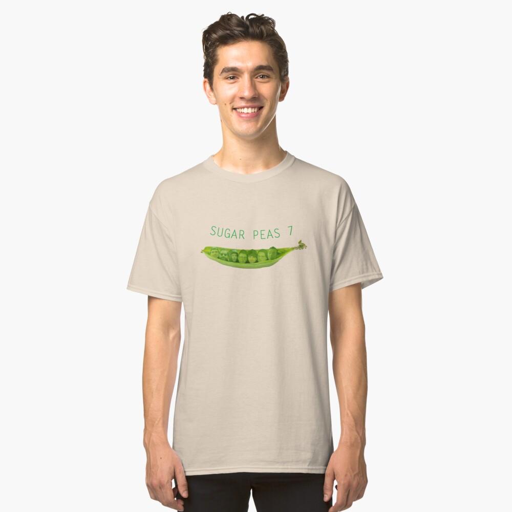 SUGAR PEAS 7 Classic T-Shirt