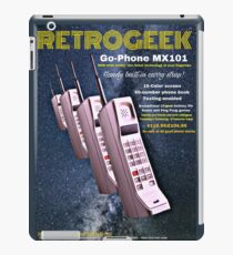 Retro Geek Go-Phone MX101 iPad Case/Skin