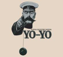 Your country needs yo-yo