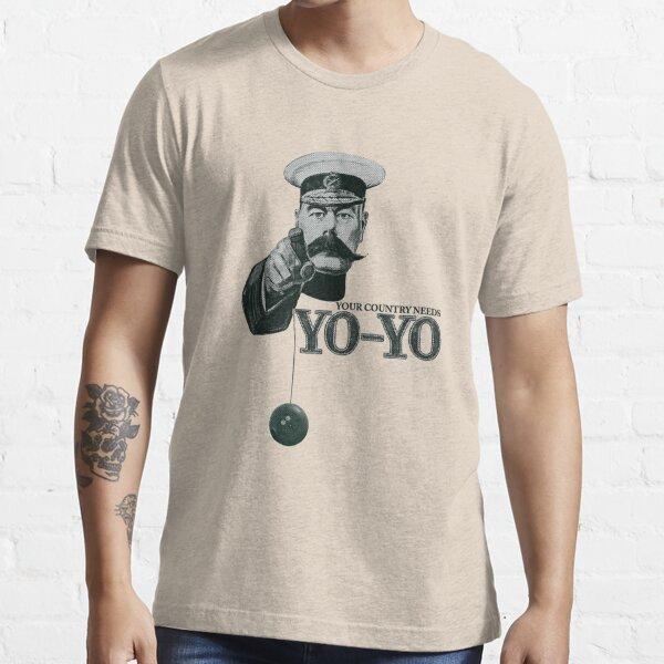 Your country needs yo-yo  Essential T-Shirt