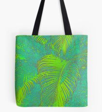 The green, green rainforest Tote Bag