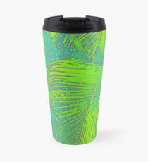 The green, green rainforest Travel Mug