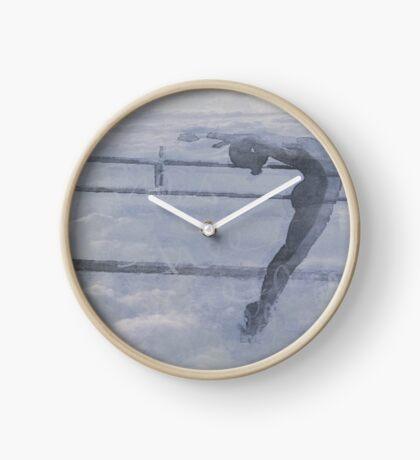Dancing Frees My Soul Clock