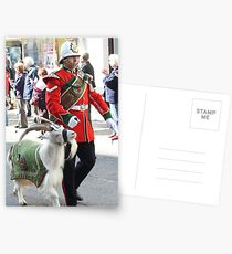 The Royal Welsh - Freedom of the County #1f Postcards