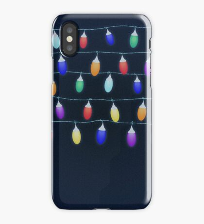 Fairylights iPhone Case
