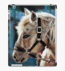 Trigger, equine therapist iPad Case/Skin