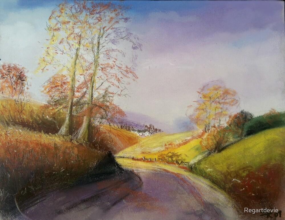 « Chemin - On The Way » par Regartdevie