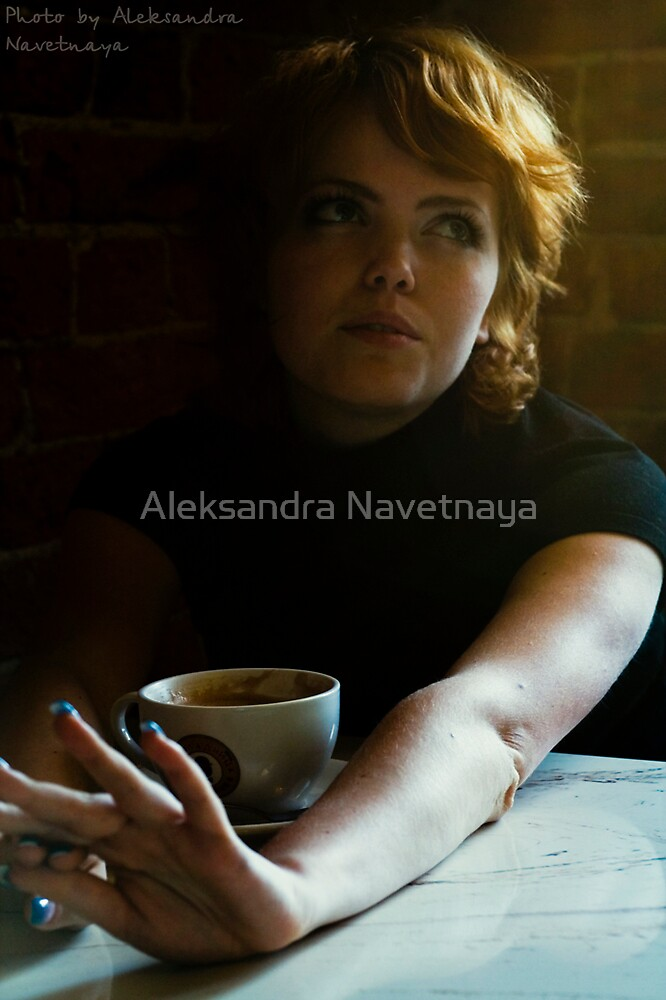 Talking about by Aleksandra Navetnaya