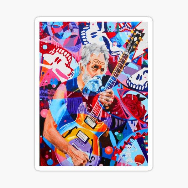 Bob Weir 4 Sticker