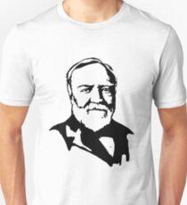 Andrew Carnegie   Unisex T-Shirt