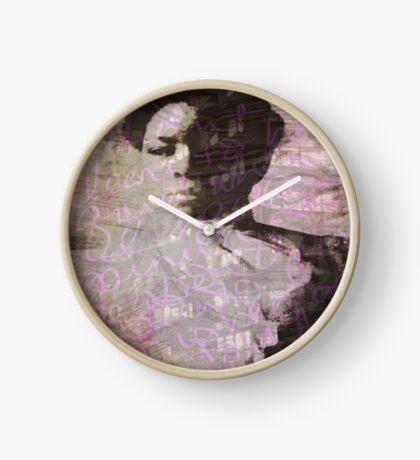 I TOLD THEM Clock
