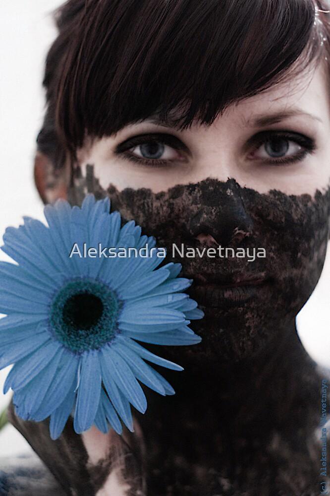 Ninja by Aleksandra Navetnaya