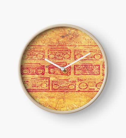 My Beat Goes Clock