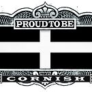 Proud To Be Cornish by Cleave