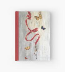 Red ribbon Hardcover Journal