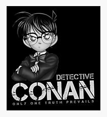 Inspector Conan Photographic Print