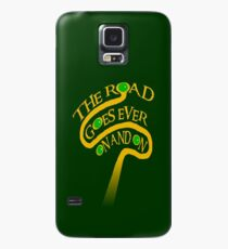 The Road Goes Ever On And On Case/Skin for Samsung Galaxy