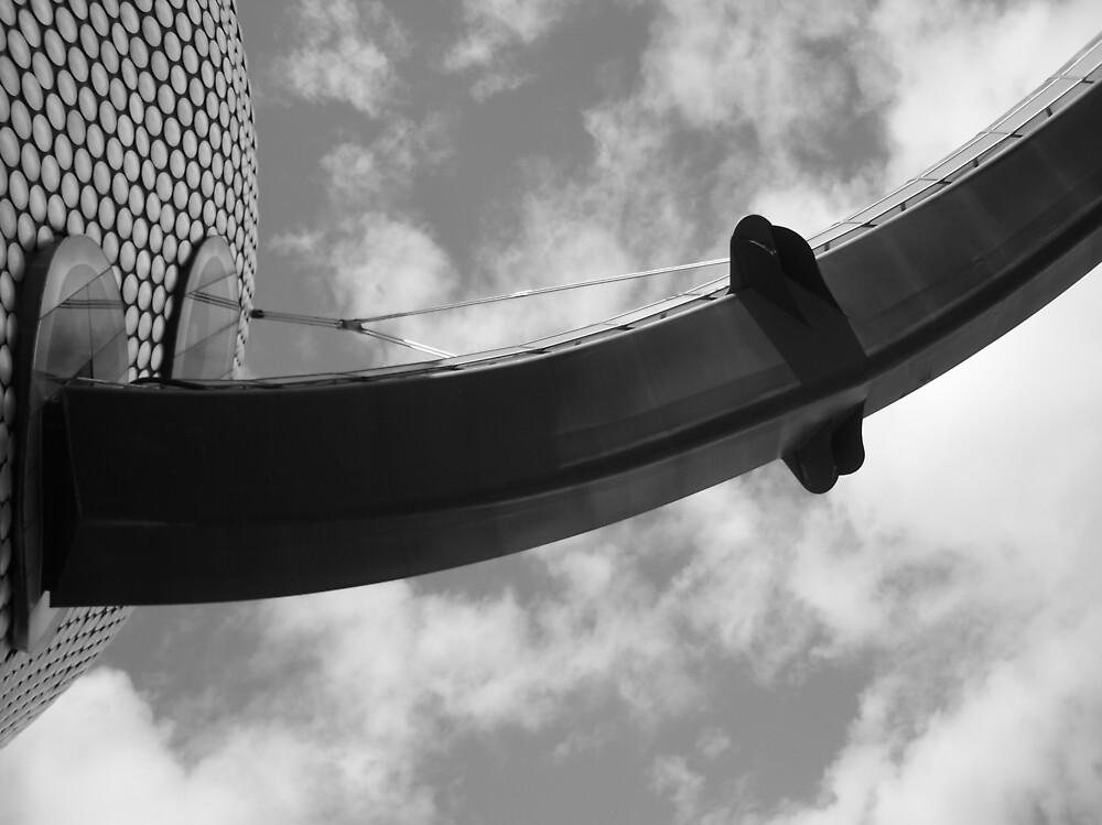 The Bullring, Birmingham by Graham Geldard