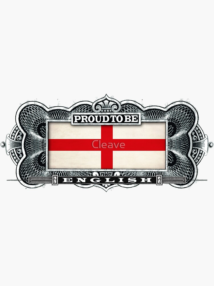 Proud To Be English by Cleave