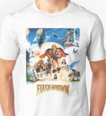 FLASH GORDON: Saviour Of The Universe Slim Fit T-Shirt