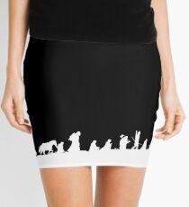 Fellowship around the skirt Mini Skirt