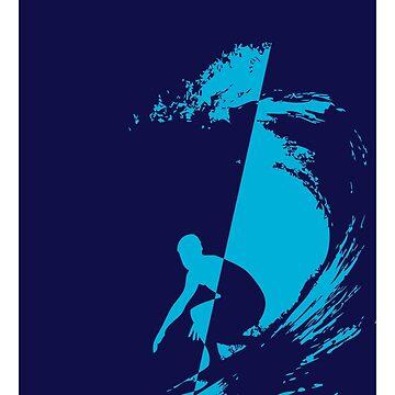Surfing by Elenix