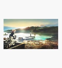 Violet Evergarden Photographic Print