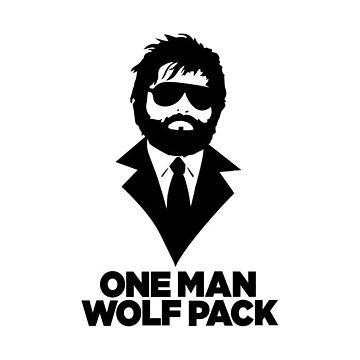 1 Man Wolf Pack by AjEstes
