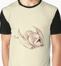 Little Smaug - Dragon on paper Graphic T-Shirt