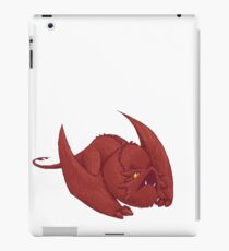 Little Smaug - Pixel Dragon iPad Case/Skin