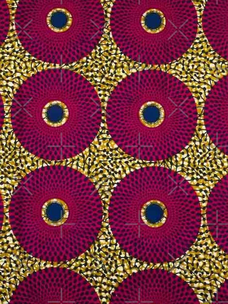Africa fabric by surrealitee