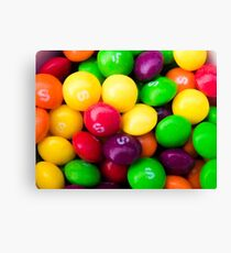 sweets Canvas Print