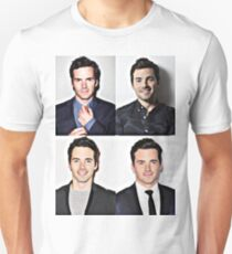 Ian Harding Collage Unisex T-Shirt