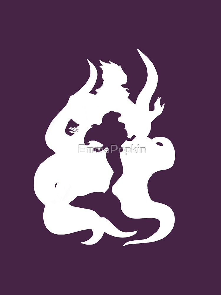 Poor Unfortunate Souls  by EmmaPopkin