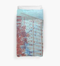 Urban Blue Duvet Cover