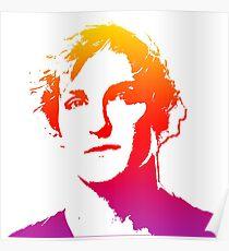 Logan Paul - Gradient Poster