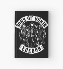 Sons of Durin Hardcover Journal