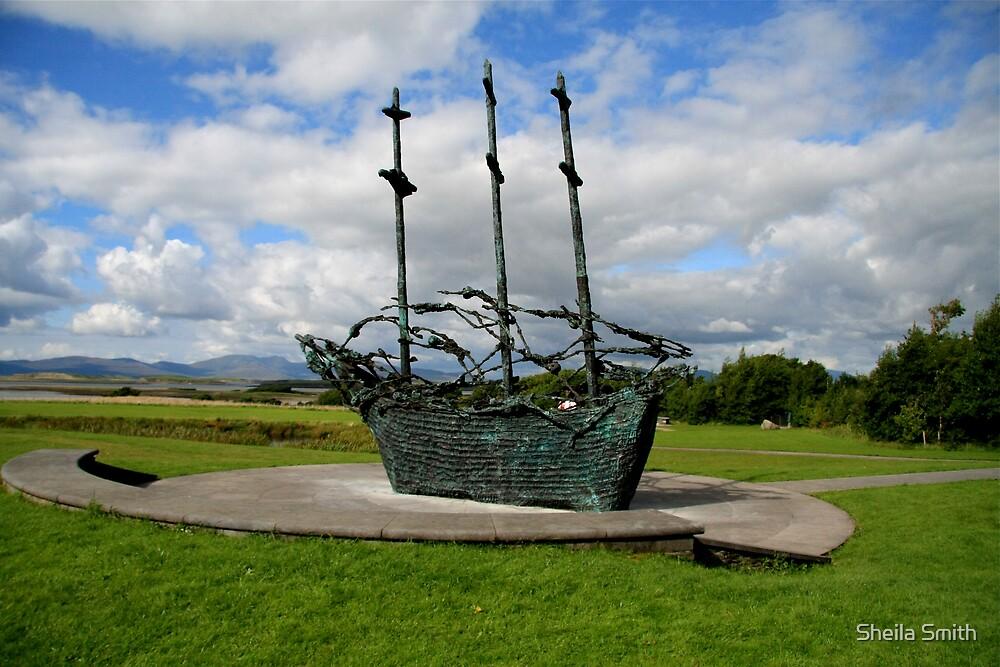 Famine Ship by Sheila Smith